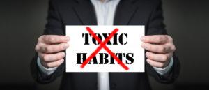 toxic habits to avoid